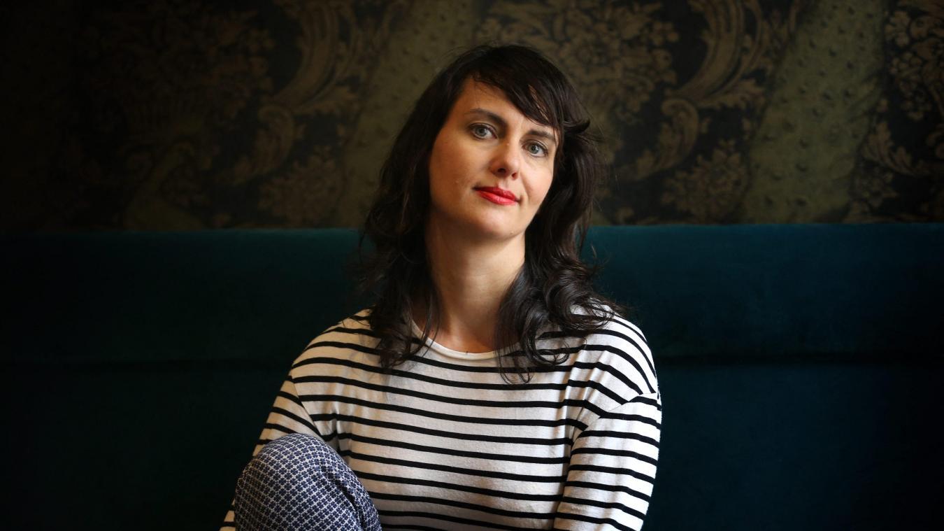 Olivia Moore dans La Voix du Nord