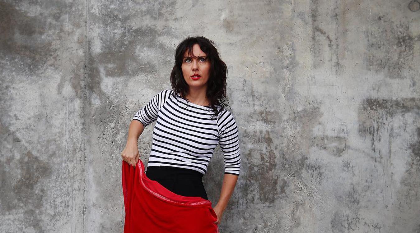 OLIVIA MOORE INTERVIEWÉE SUR EUROPE 1